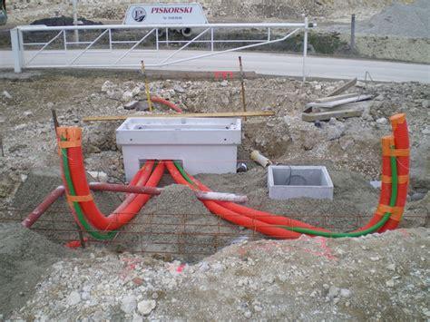 chambre de tirage fibre optique réseau sec