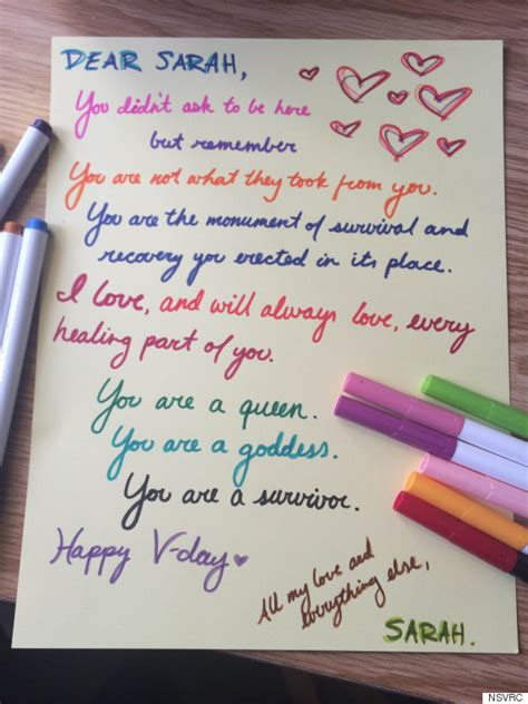 letters to the i loved my survivor letter huffpost