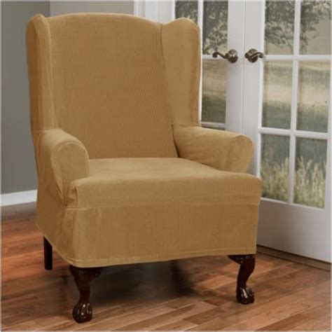 Oversized Chair Slipcover Cheap by Wing Chair Slipcovers October 2011 If Finding The Best