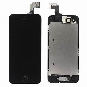 Iphone 5s Schwarz : oem iphone se 5s komplettdisplay schwarz digitizer lcd ~ Kayakingforconservation.com Haus und Dekorationen
