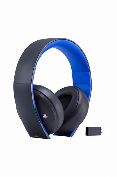 Headset Pc Ps4 Sony Wireless Playstation Ps3