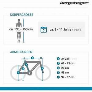 20 Zoll Fahrrad Körpergröße : jugendfahrrad mountainbike kansas 20 zoll schwarz ~ Kayakingforconservation.com Haus und Dekorationen
