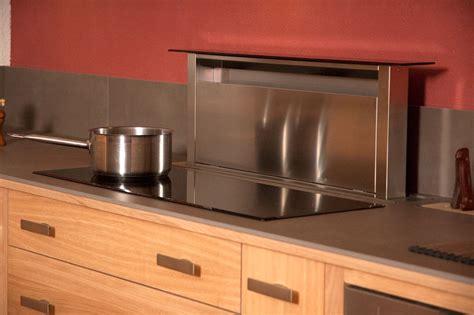 cuisine intégré ordinary meuble cuisine evier integre 12 hotte