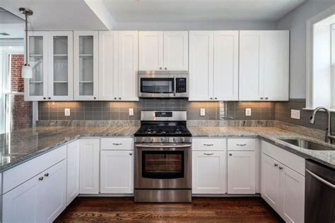 kitchen cabinet color ideas with white appliances white kitchen with slate appliances search 9647