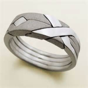 mens wedding ring metals 15 unique wedding rings weddingwoow weddingwoow