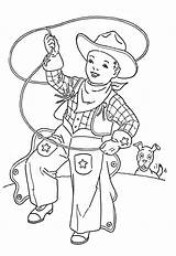 Cowboy Clip Coloring Pages Western Printable Cowgirl Digi Stamp Clipart Lil Graphics Cowboys Theme Fairy Cartoon Drawings Thegraphicsfairy Colouring Horse sketch template