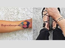 Le tatouage prénom en 15 inspirations Cosmopolitanfr