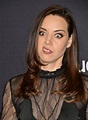 AUBREY PLAZA at Parks and Recreation 10th Anniversary ...