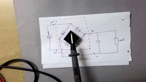 Bridge Rectifier Basics Pin Identification Circuit