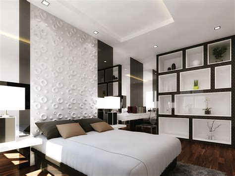 Bedroom Decorating wall tiles in home interiors 5 House