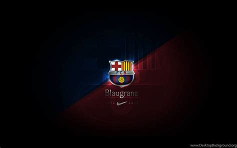 FC Barcelona Logo Blaugrana Wallpapers Desktop Background