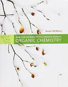 Study Guide With Solutions Manual For Mcmurry U0026 39 S Organic