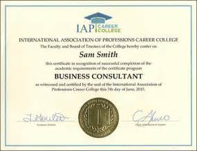 career certificate courses online