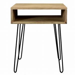 Table D Appoint Salon : table d 39 appoint taupo salon koya design ~ Melissatoandfro.com Idées de Décoration