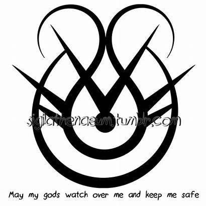 Sigil Symbols Magic Keep Safe Gods Athenaeum