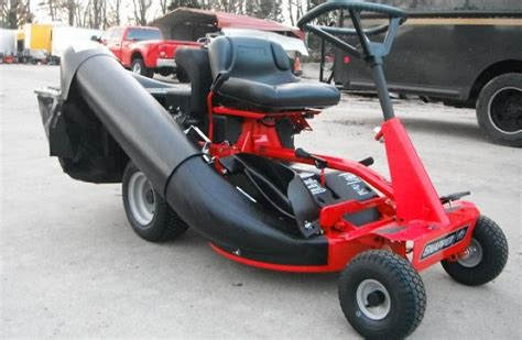 new 28 snapper rear engine rider with bagger lawn mower 12 5 hp briggs ebay
