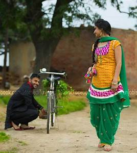 Punjabi couple pre wedding photography ️ | pre wedding ...