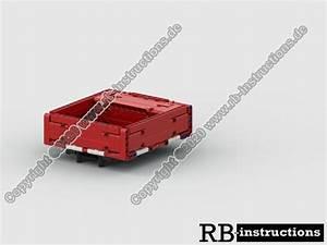 Lego Moc Ballast Bed For Heavy Duty Truck Tgx 8x4  4 Slt By