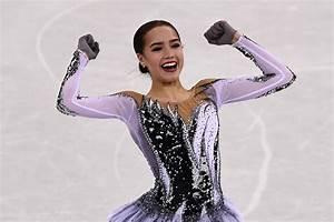alina zagitova sets world record score at winter olympics