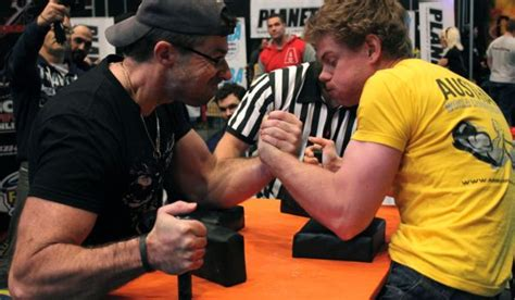 tasmanian state armwrestling results