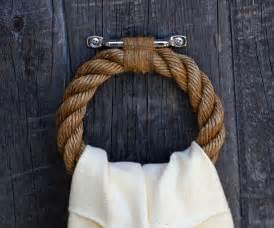 Nautical Themed Towel Hooks