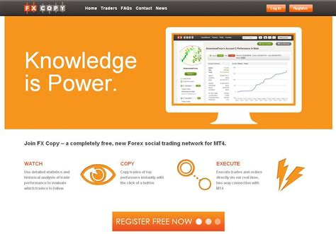social trading network fxcopy social trading network