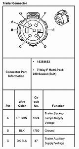 Need Wiring Diagram For Electric Trailer Brakes On A 2003 Gmc 1500 Sierra Pickup