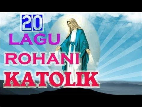 Album rohani katolik penyejuk hati 10 lagu katolik penyejuk hati. YouTube   Katolik, Rohani, Lagu