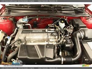 2005 Pontiac Sunfire Coupe 2 2 Liter Dohc 16v Ecotec 4 Cylinder Engine Photo  15