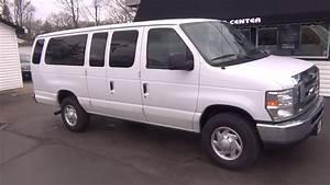 2014 Ford Econoline XLT E 350 15 Passenger YouTube