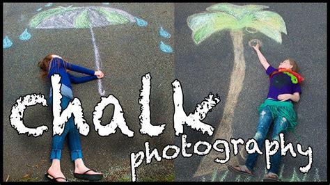 sidewalk chalk photography summer series youtube