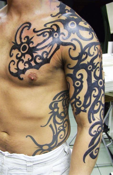 borneo tattoos design  blind nobility