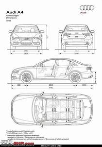 Dimension Audi A4 : 2012 audi a4 facelift launched 27 3 38 0 lakhs ex mh team bhp ~ Medecine-chirurgie-esthetiques.com Avis de Voitures