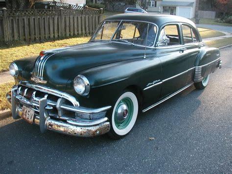 1950 Pontiac Chieftain - Information and photos - MOMENTcar
