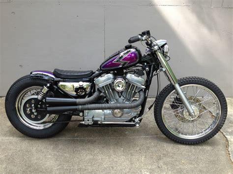 Harley Davidson Sportster Bobber Swingarm Chopper