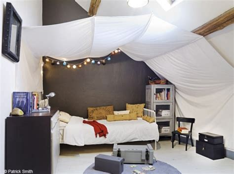chambre sous les toits déco chambre sous les toits