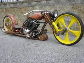 Custom Built Motorcycles Bobber