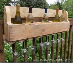 10 rastrelliere e porta vino dal riciclo creativo greenme