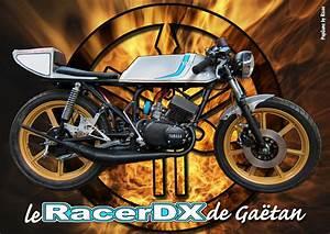 Yamaha 125 Rdx : le racerdx de ga tan popguns garage ~ Medecine-chirurgie-esthetiques.com Avis de Voitures