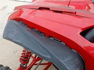 First Honda Talon 1000 R Wreck