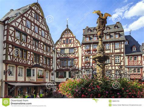 vieux bureau en bois bernkastel kues allemagne image éditorial image 38805765
