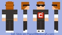 boy  mojang shirt skin series  shirt designs