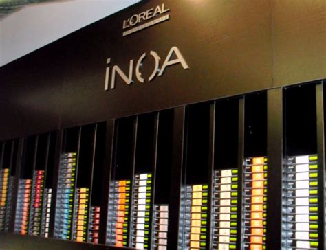 L'oreal Professional Inoa Haircolor (and A Visit To The