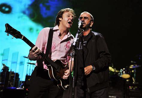 Paul Mccartney, Ringo Starr Added To Grammy Lineup
