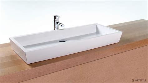 trough sink house decor