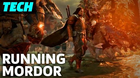 middle earth shadow  war graphics settings guide  pc