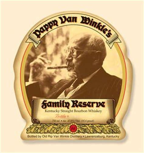 rip van winkle distillery pappy van winkles family