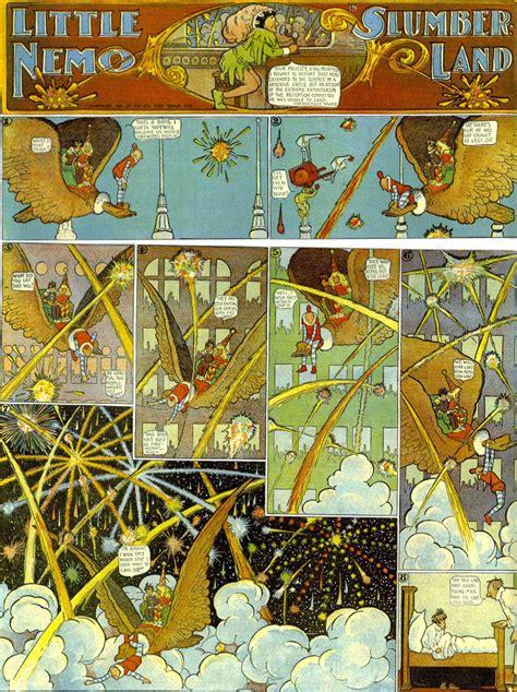 winsor mccay illustration history