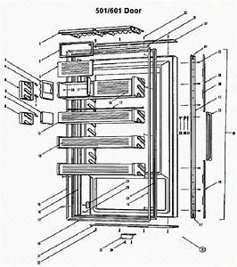26 Sub Zero 642 Parts Diagram