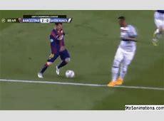 Messi Goal vs Bayern Munich in Champions League 2015